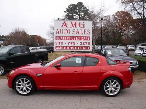 Used 2009 Mazda Rx 8 For Sale Carsforsale Com