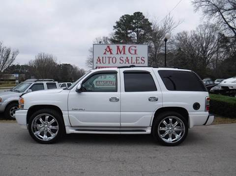2005 GMC Yukon for sale in Raleigh, NC