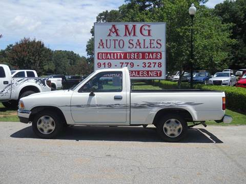 1994 Toyota Pickup for sale in Raleigh, NC