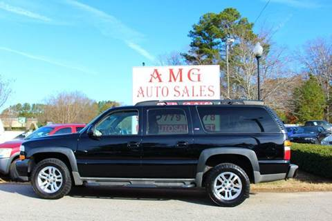 chevrolet suburban for sale in raleigh nc. Black Bedroom Furniture Sets. Home Design Ideas