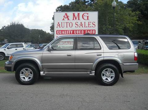 2001 Toyota 4Runner for sale in Raleigh, NC
