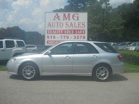 2005 Saab 9-2X for sale in Raleigh, NC