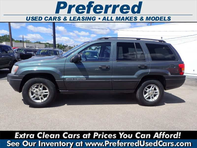 used 2004 jeep grand cherokee for sale in ohio. Black Bedroom Furniture Sets. Home Design Ideas