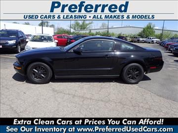 2005 Ford Mustang for sale in Fairfield, OH