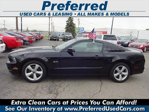 2013 Ford Mustang for sale in Fairfield, OH