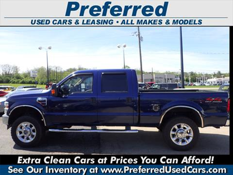 2008 Ford F-350 Super Duty for sale in Fairfield, OH