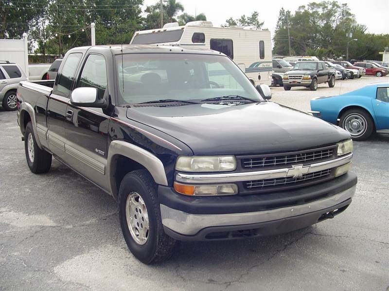 1999 Chevrolet Silverado 1500 for sale in Largo, FL