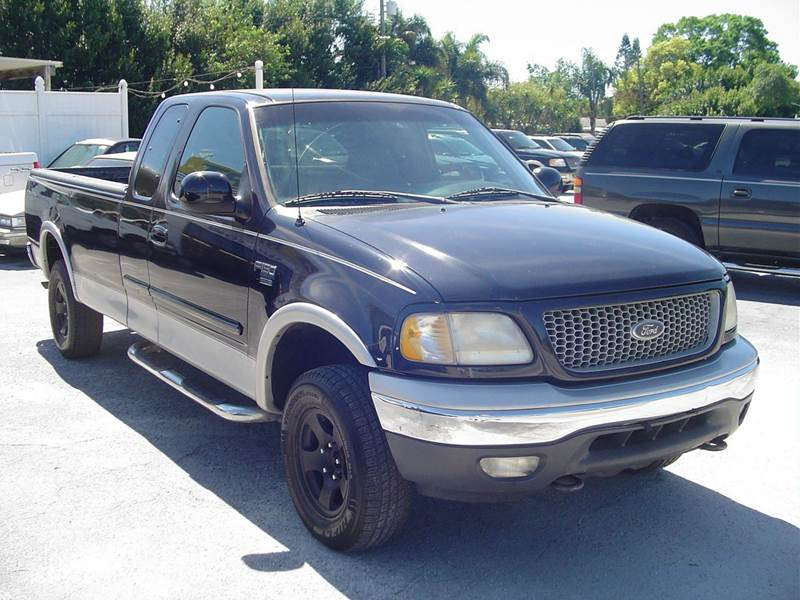 1999 ford f 150 4dr xlt 4wd extended cab lb in largo fl gulf coast auto mart inc. Black Bedroom Furniture Sets. Home Design Ideas