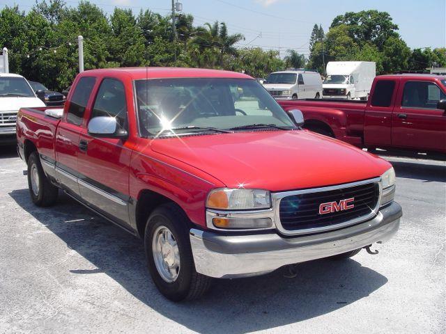 2000 GMC Sierra 1500