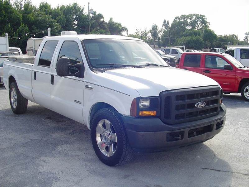 2006 ford f 250 super duty xl 4dr crew cab lb in largo fl gulf coast auto mart inc. Black Bedroom Furniture Sets. Home Design Ideas