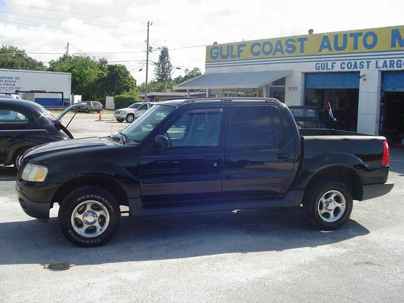 2005 ford explorer sport trac 4dr xls crew cab sb rwd in largo fl gulf coas. Cars Review. Best American Auto & Cars Review
