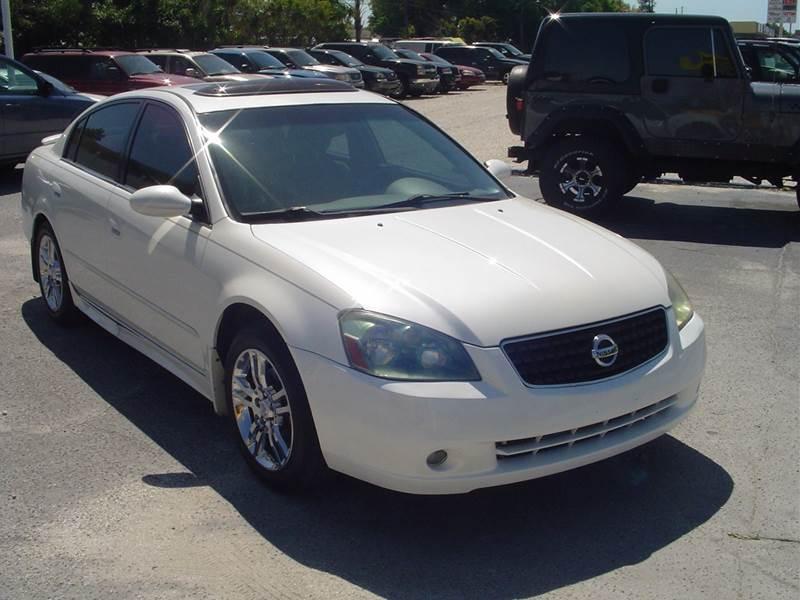 2006 Nissan Altima 3.5 SE 4dr Sedan w/Automatic In Largo FL - Gulf ...