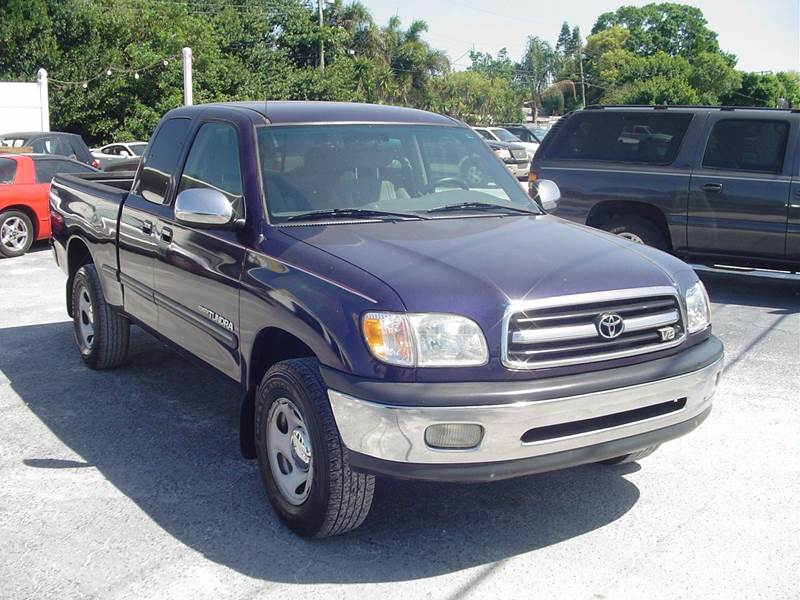 2001 toyota tundra 4dr access cab sr5 v8 2wd sb in largo fl gulf coast auto mart inc. Black Bedroom Furniture Sets. Home Design Ideas