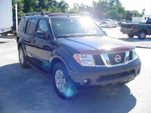 2007 Nissan Pathfinder for sale in Largo, FL