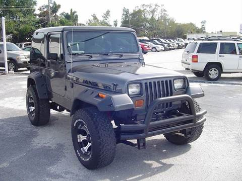 1988 jeep wrangler for sale carsforsale com rh carsforsale com