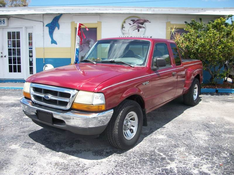 1999 ford ranger 2dr xlt extended cab sb in st petersburg fl gulf coast auto mart inc. Black Bedroom Furniture Sets. Home Design Ideas