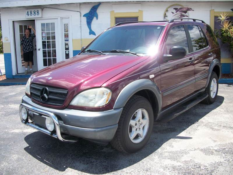 1998 mercedes benz m class awd ml320 4dr suv in st for Mercedes benz ml320 suv
