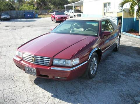 2001 Cadillac Eldorado for sale in St Petersburg, FL
