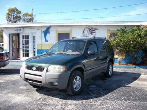 2002 Ford Escape For Sale Florida