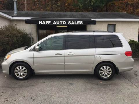 2008 Honda Odyssey for sale in Roanoke, VA