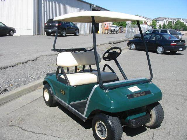 2008 Alpenlite Cart