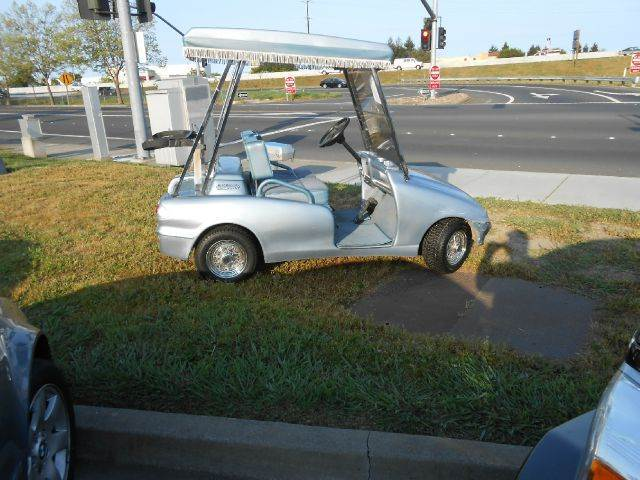 2000 western golf and country Golf Cart