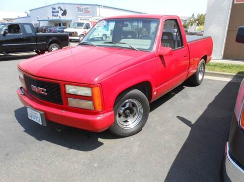 1993 GMC Sierra 1500 for sale in Rohnert Park, CA