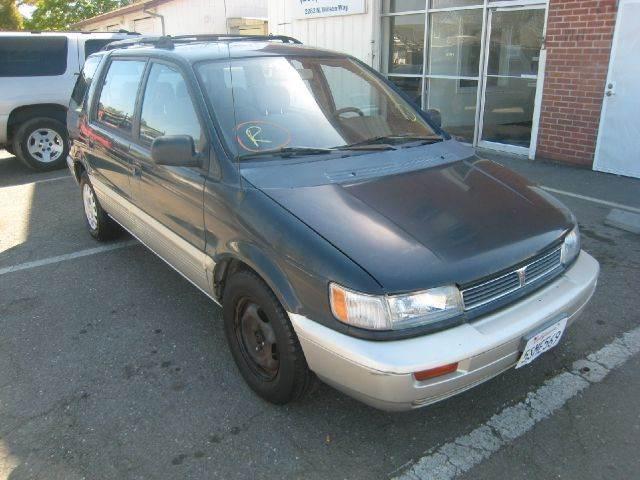 1993 Mitsubishi Expo