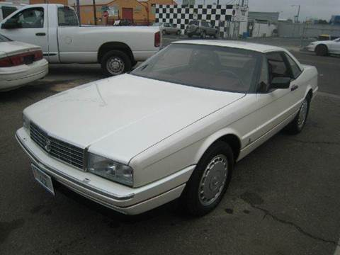 1989 Cadillac Allante For Sale in Middletown, CT - Carsforsale.com