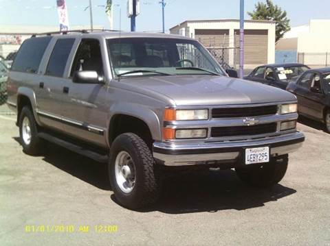 1999 Chevrolet Suburban For Sale - Carsforsale.com
