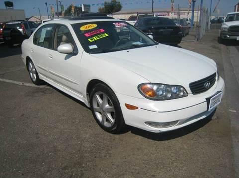 2002 Infiniti I35 for sale in Stockton, CA