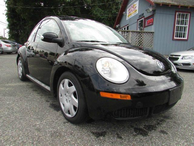 2010 Volkswagen New Beetle PZEV 2dr Coupe 6A - Vineland NJ