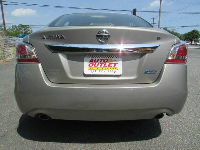 2014 Nissan Altima 2.5 S 4dr Sedan - Vineland NJ
