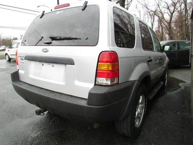 2002 Ford Escape XLT Choice 4WD 4dr SUV - Vineland NJ