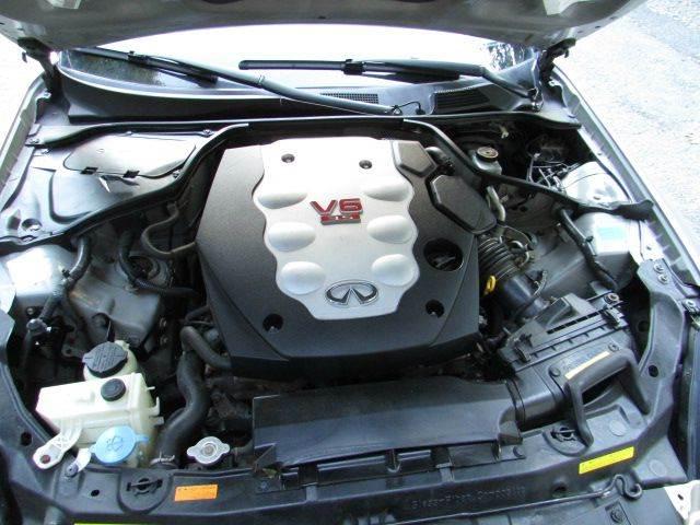2003 Infiniti G35 2dr Coupe - Vineland NJ