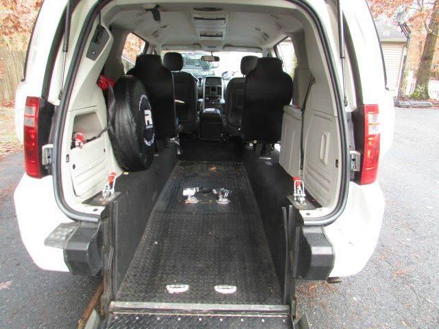 2008 Dodge Grand Caravan SXT Extended Handicapped Mini Van 4dr - Vineland NJ