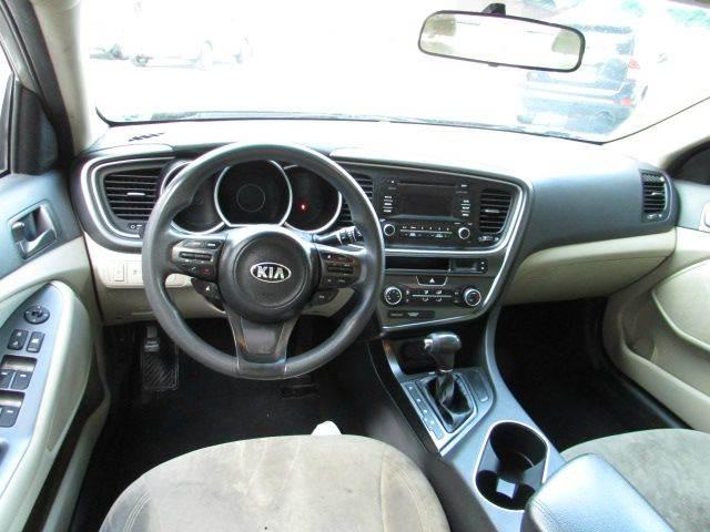 2015 Kia Optima LX 4dr Sedan - Vineland NJ