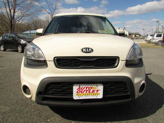 2013 Kia Soul + 4dr Wagon 6M - Vineland NJ
