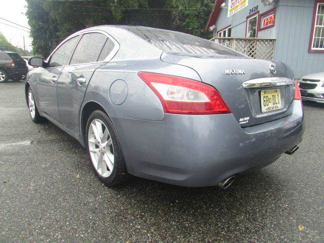 2011 Nissan Maxima 3.5 S 4dr Sedan - Vineland NJ