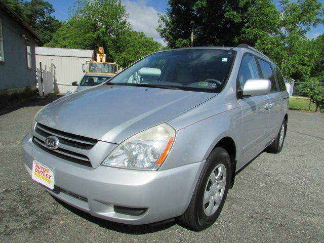 2006 Kia Sedona LX 4dr Mini-Van - Vineland NJ