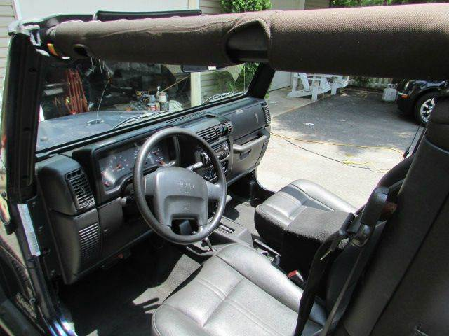 2004 Jeep Wrangler SE 4WD 2dr SUV - Vineland NJ