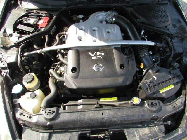 2006 Nissan 350Z Enthusiast 2dr Coupe (3.5L V6 5A) - Vineland NJ