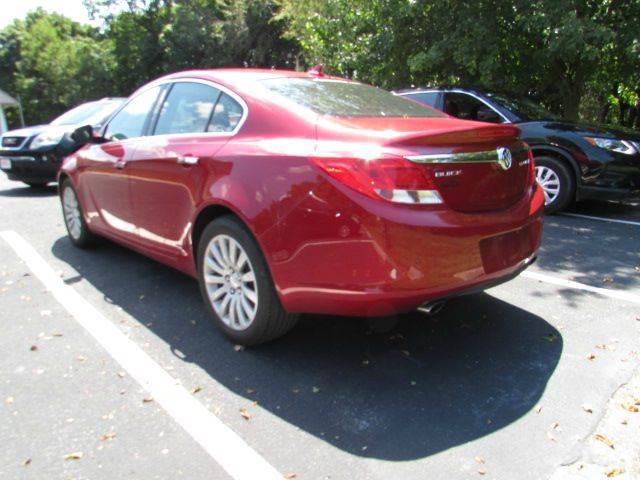 2013 Buick Regal Premium 1 4dr Sedan Turbo - Vineland NJ