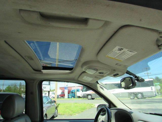 2008 Chevrolet TrailBlazer 4x4 LT2 4dr SUV - Vineland NJ