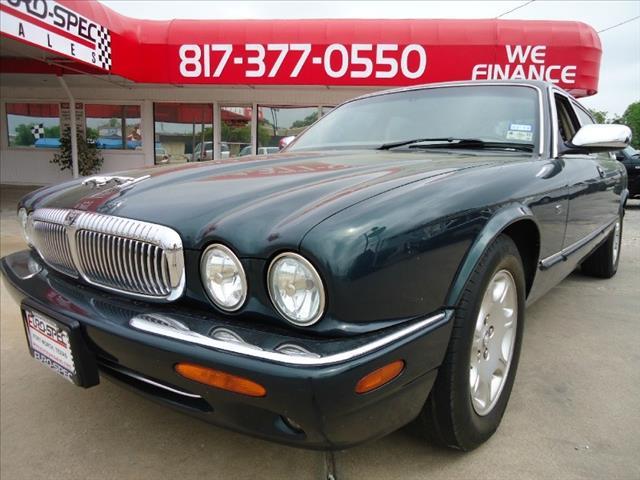 2001 jaguar xj8 Olympic motors florissant mo