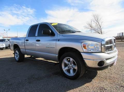 Used Dodge Trucks For Sale Longmont Co
