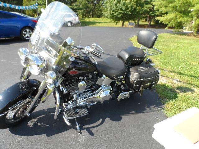 2000 Harley-Davidson Heritage Softail