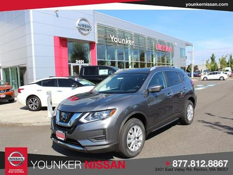 2017 Nissan Rogue for sale in Renton, WA