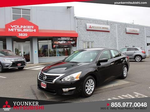 2013 Nissan Altima for sale in Renton, WA
