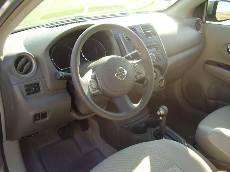 2013 Nissan Versa 1.6 SL 4dr Sedan - New Bloomfield MO